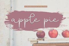 Apple Pie - A Handwritten Script Font Product Image 1