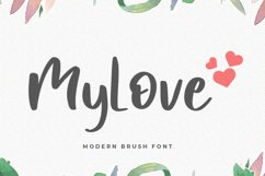 MyLove Font Product Image 1