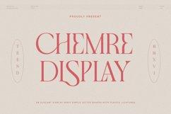 Chemre - Elegant Serif Product Image 19