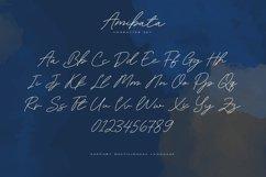 Amibata - Elegant Signature Font Product Image 2