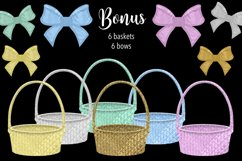 Easter Eggs Clipart Product Image 2