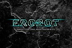 EROBOT Typeface Product Image 1