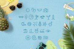 Web Font Summer Ding Product Image 4
