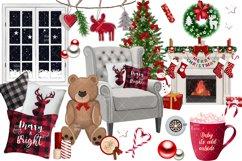 Fashion CHRISTMAS Girl Illustration Product Image 9