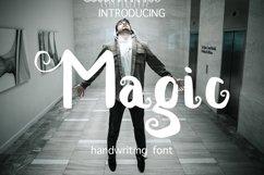 Magic handwritten brush font Product Image 1