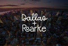 Dallas Roarke Font Duo Product Image 1
