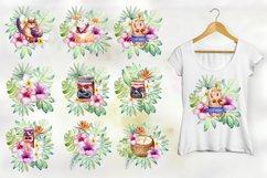 Aloha. Tropical collection. Product Image 3