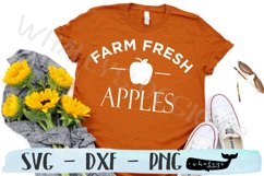 Farm Fresh Apples- Fall, Thanksgiving, Autumn, Halloween Product Image 3