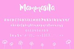 Mammasita Script Font Product Image 4