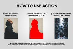 15 Wall Art Photoshop Actions Bundle Product Image 13