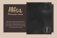 Priscilla - Cute Girly Font Product Image 7