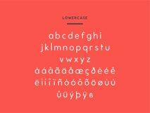Enrique - 8 Fonts Fashionable Elegant Sans Serif Font Product Image 4