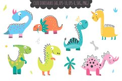 Dinosaurs - kids collection. Product Image 2