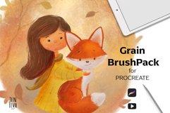 Procreate Texture brushes Product Image 1
