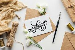 Web Font Split Monogram Letters - Monogram Alphabet Product Image 5
