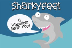 PN Sharkyfeet Product Image 1
