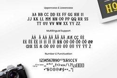Web Font Deer Hunt Font Product Image 2