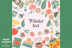 Winter tea time. Product Image 4