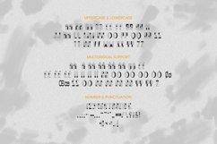 Web Font SANGRIA Font Product Image 5