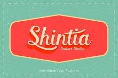 Shintia Script Product Image 1