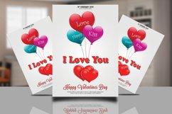 Valentine FlyerDesign Product Image 1