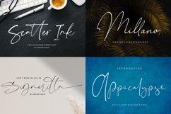 Handlettered Font Bundle ! Product Image 6