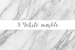 White marble digital paper pattern Product Image 6
