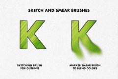 MARKER BRUSHES FOR PROCREATE 5 Product Image 3