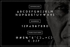 Avega Font Product Image 2