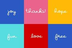 Boba Lover Script Font Product Image 2