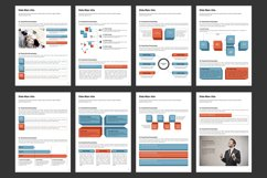 Cube Slide PPT Template Vertical Product Image 5