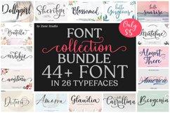 Font Collection Bundle Product Image 1