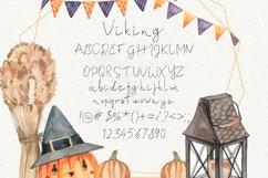 Viking Halloween Font Product Image 2