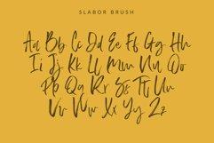 Slabor Brush Font Product Image 6