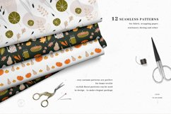 Cozy-cozy fall clipart collection Product Image 6