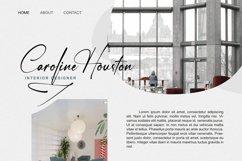Janelotus - Signature Font Product Image 6