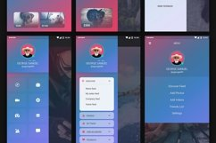 Panda Mobile UI Kit Product Image 13