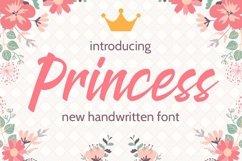 Web Font Princess Product Image 1