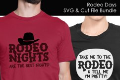 Rodeo Days - Rodeo SVG and Cut Files for Crafters Product Image 3