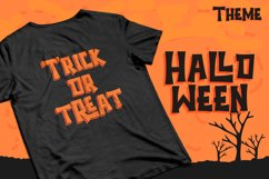 Halloween - Spooky Font Product Image 4
