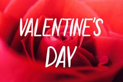 Verona Love Valentines Font Product Image 3