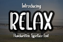 Relax Product Image 1