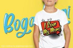 Boga-bogi Layered Font Product Image 3