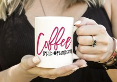 Coffee Bundle | 10 Funny Coffee SVG or Sublimation Designs Product Image 3