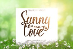 Sunny Love Product Image 1