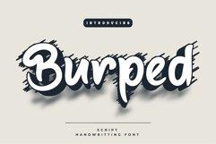 Burped Product Image 1