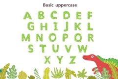 Dinosaur Font Product Image 2