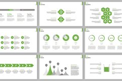 Clarity Company Minimal PowerPoint Template Product Image 5