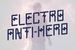 ELECTRICHEART Font Product Image 5
