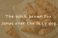 Croutons font Product Image 3